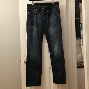 Levi's 514 jeans men's 32